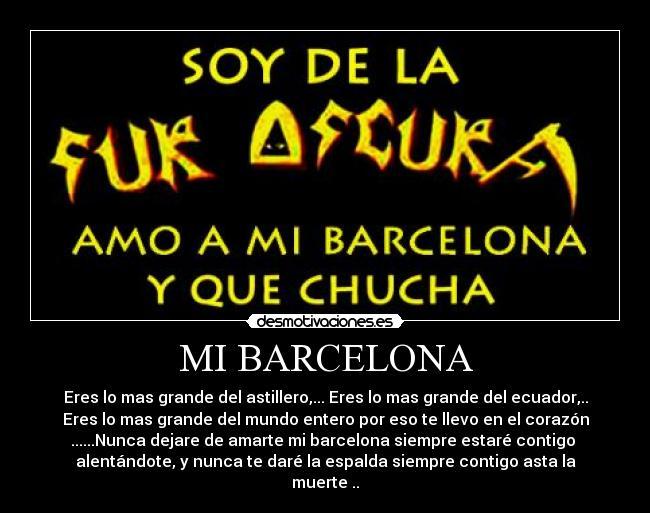 MI BARCELONA | Desmotivaciones