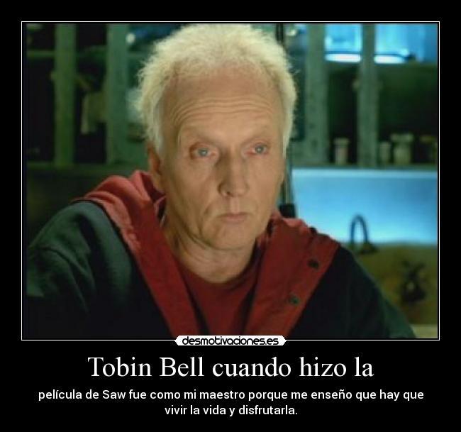 Tobin Bell Quotes. QuotesGram