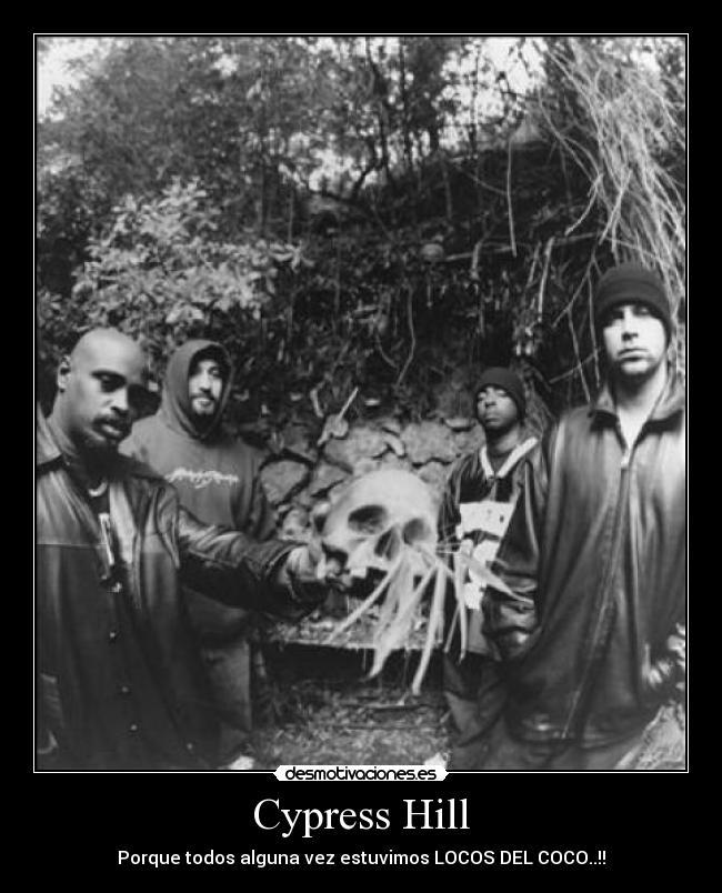 carteles cypress hill hiphop hiphop rap locos del coco libre vieja escuela desmotivaciones
