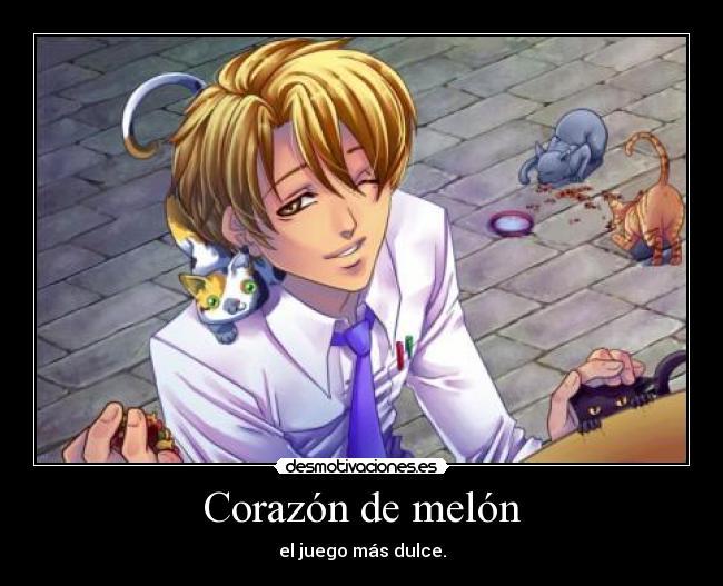 Corazon de melón  - Página 3 Gatoscdm
