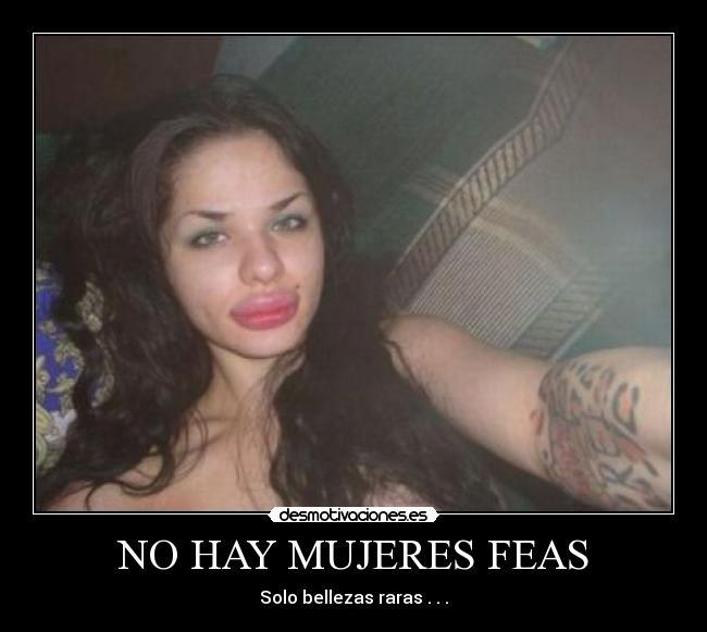 Fotos De Mujeres Feas