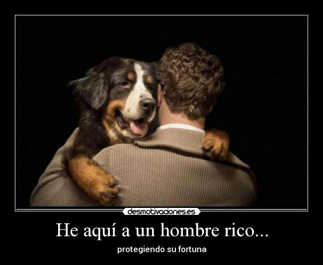 Resultado de imagen para abrazo de perro