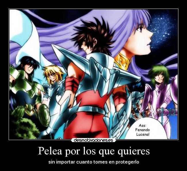 Anime] Los Caballeros del Zodiaco [Megapost][Latino][MP4] - Taringa!