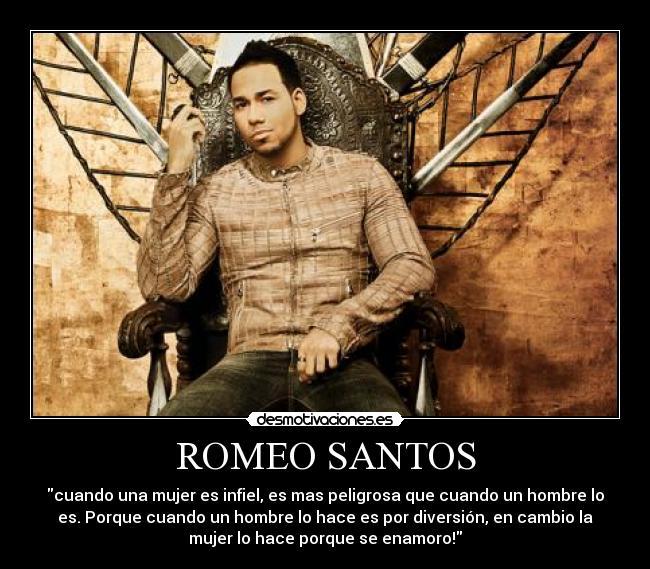 INOCENTE - Romeo Santos | Letras.com - Letras de canciones