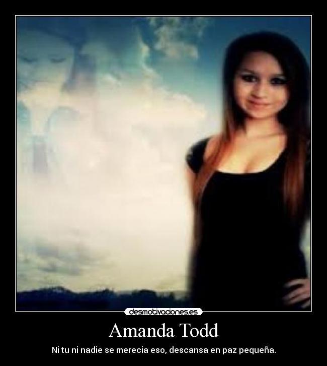 Pics photos amanda todd uncensored video short news poster