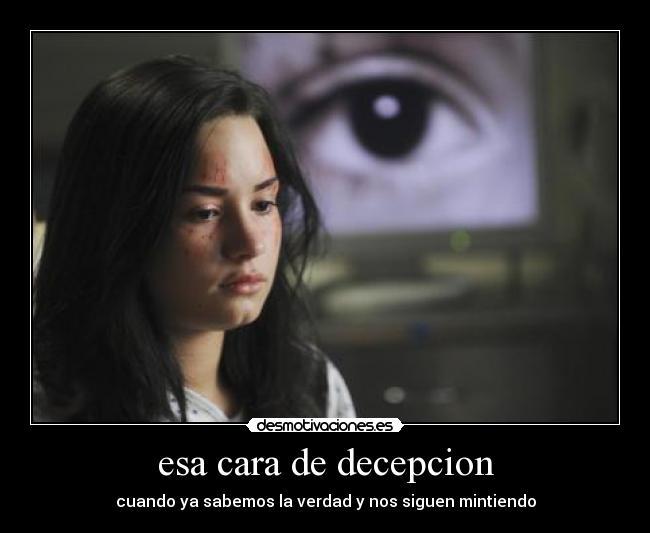 Cara De Decepcion