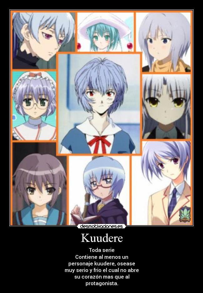 Anime Characters Kuudere : Dandere vs kuudere imgkid the image kid has it