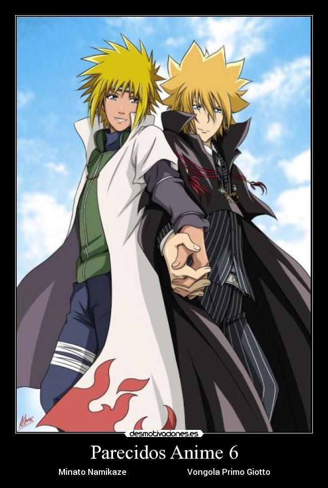 demasiado parecidos anime y peliculas