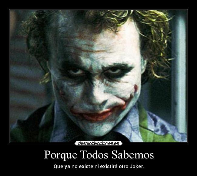 carteles joker guason heat ledger desmotivaciones - guason_3