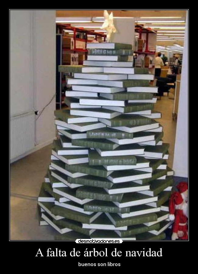 A falta de rbol de navidad desmotivaciones - Arbol tipico de navidad ...
