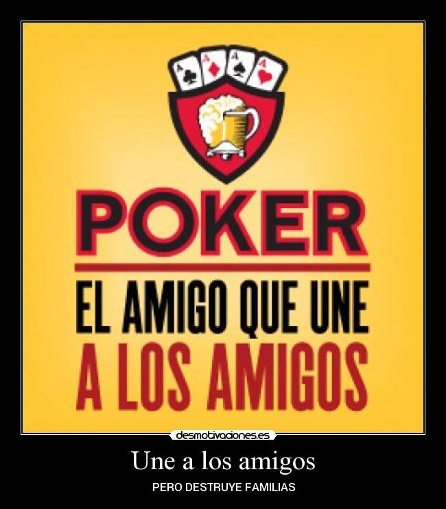 Poker amigos