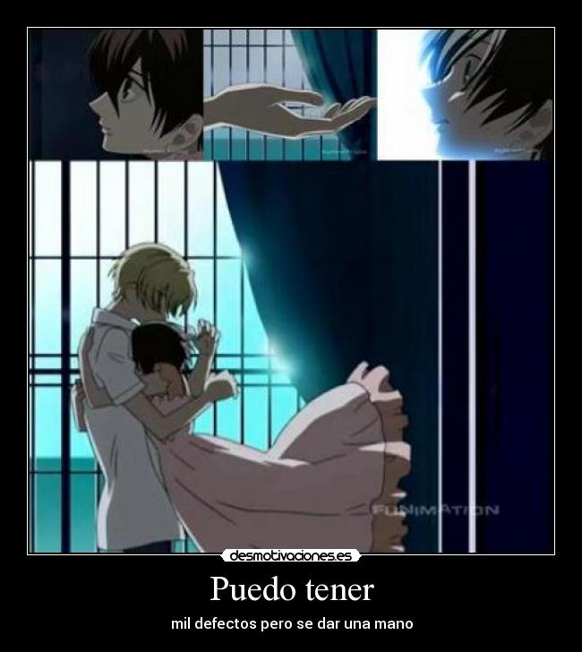 carteles anime manga otaku ouran high school host culb haruhi and tamaki desmotivaciones