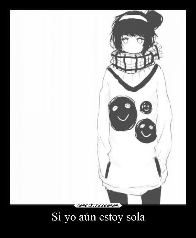 Anime tumblr black and white smile