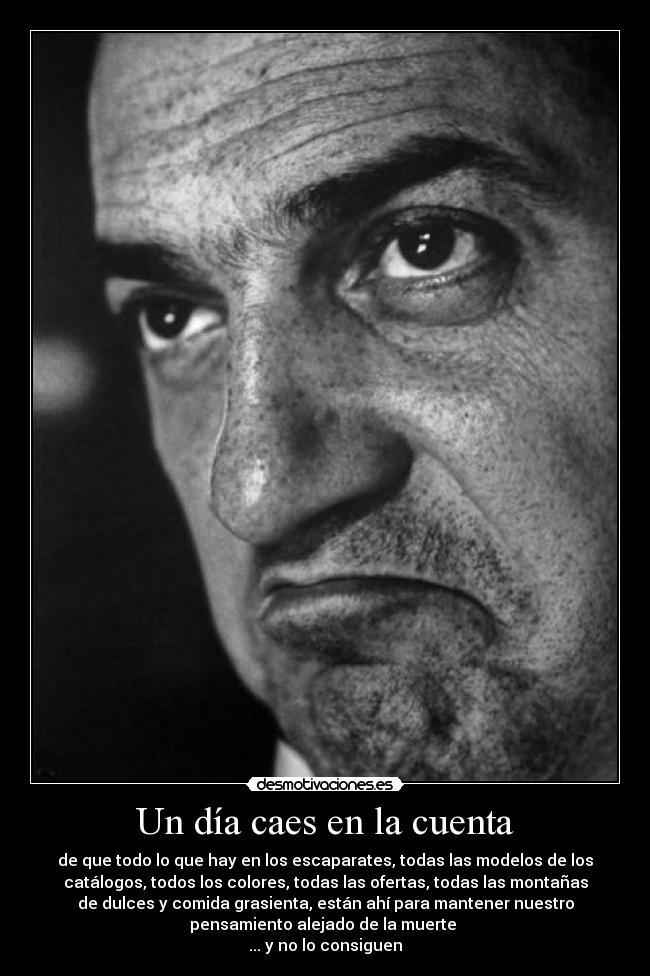 Imágenes Y Carteles De Fellini Desmotivaciones
