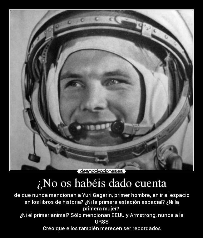 Fotos de Yuri Gagarin Gagarin