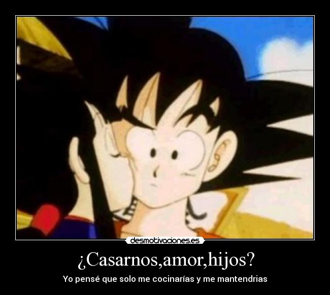 Imagenes De Goku Imgenes De Amor Y Mas | apexwallpapers.com