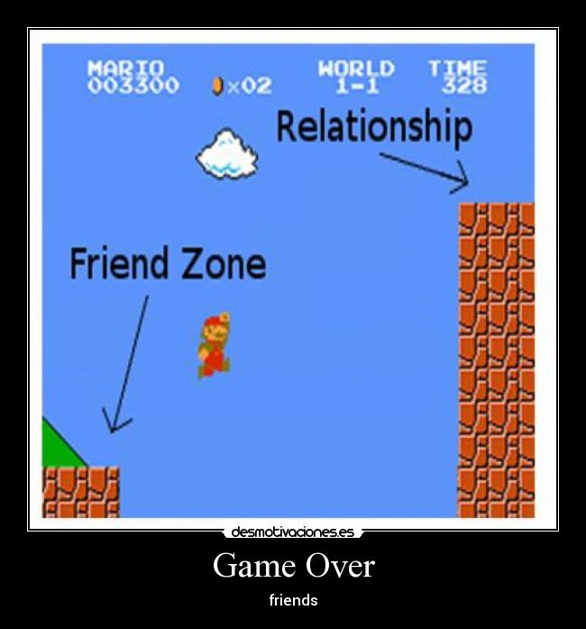 Game Over - friends