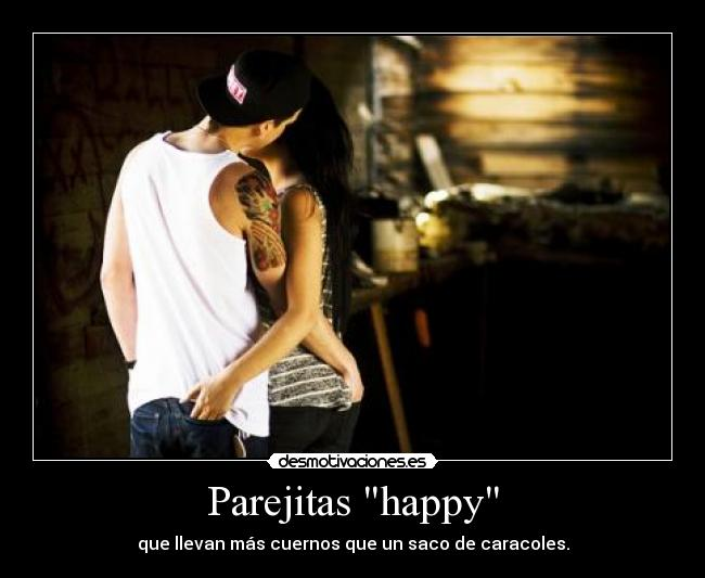 Parejitas happy -