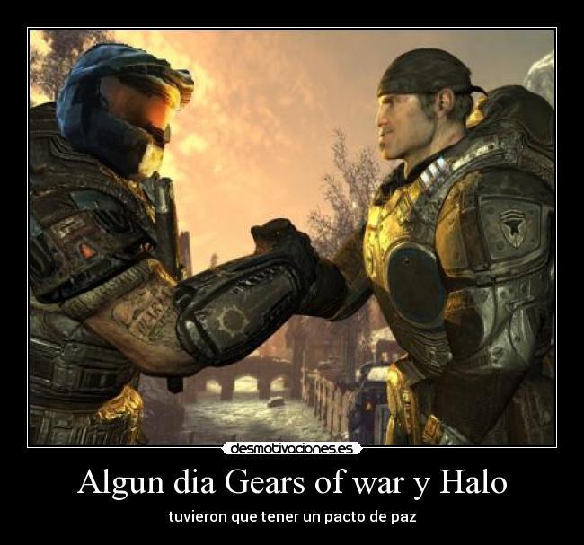gears of war halo: