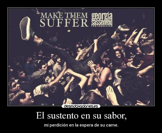 carteles make them suffer desmotivaciones