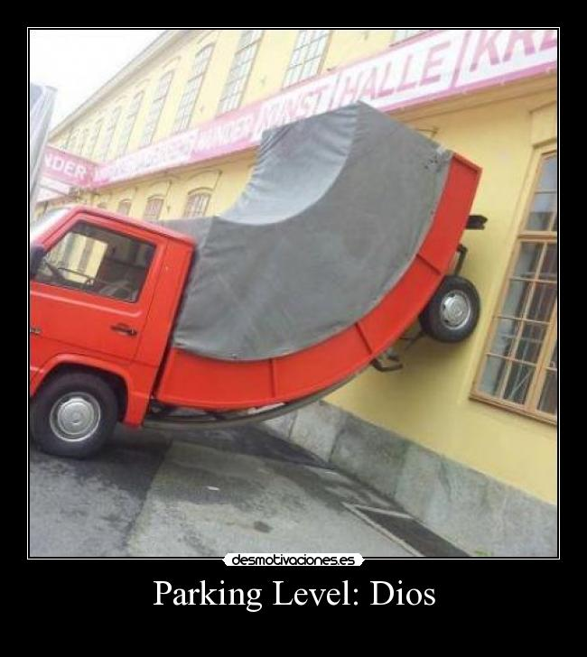 Parking Level: Dios -