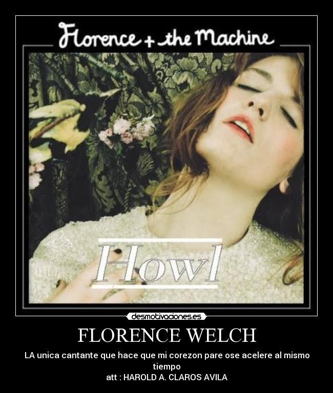 Florence Welch Desmotivaciones