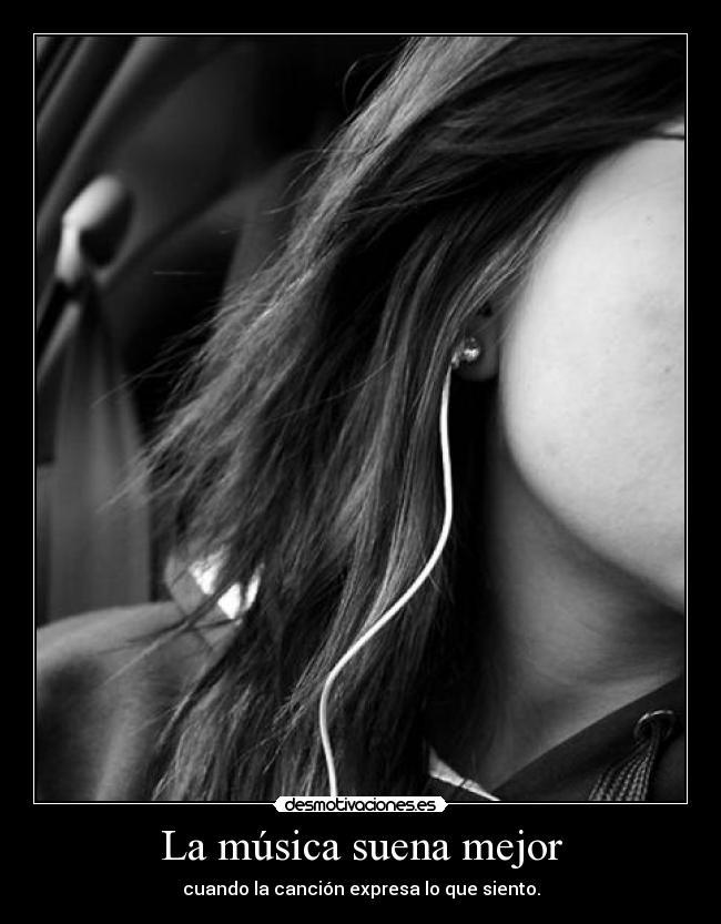 la musica suena