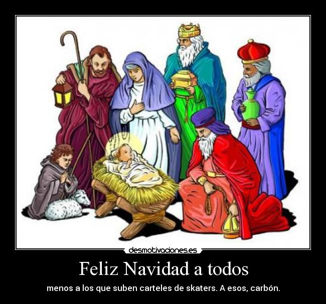 carteles navidad efejota navidad