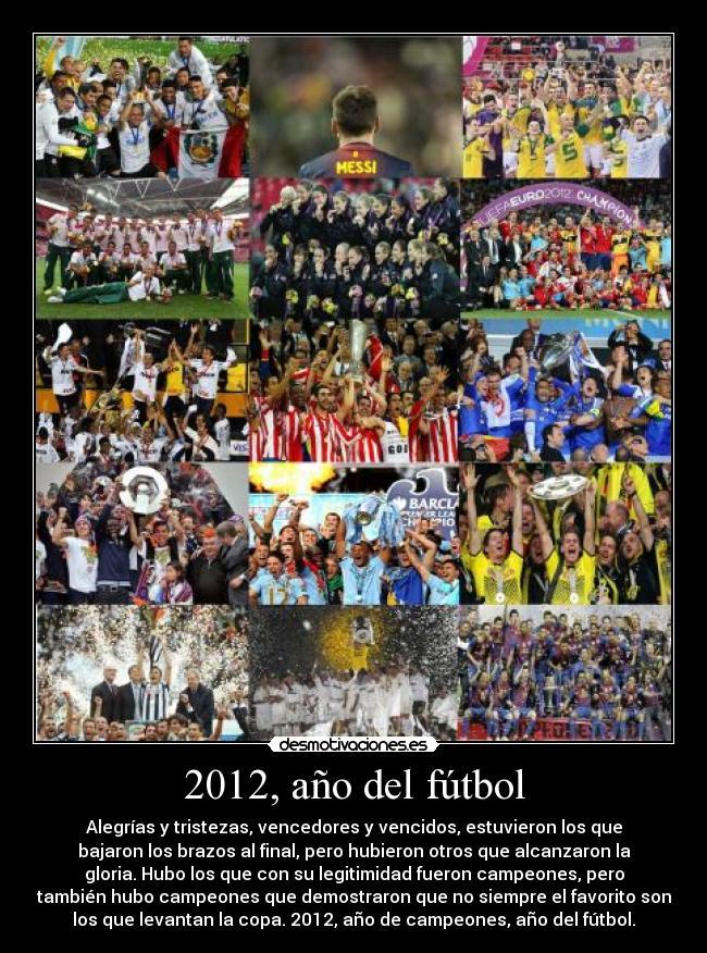 Desmotivaciones del futbol
