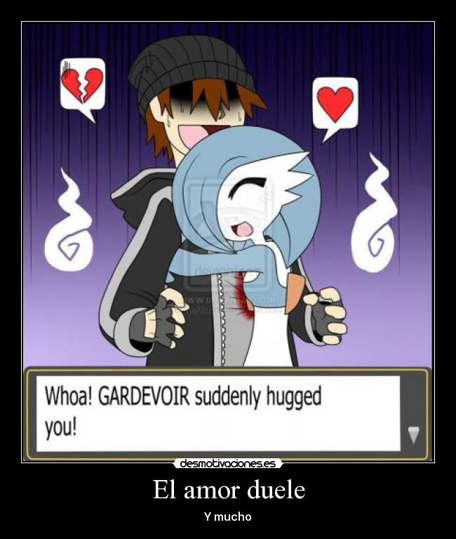 carteles amor pocket monsters resub desmotivaciones