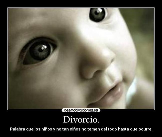 divorciados: