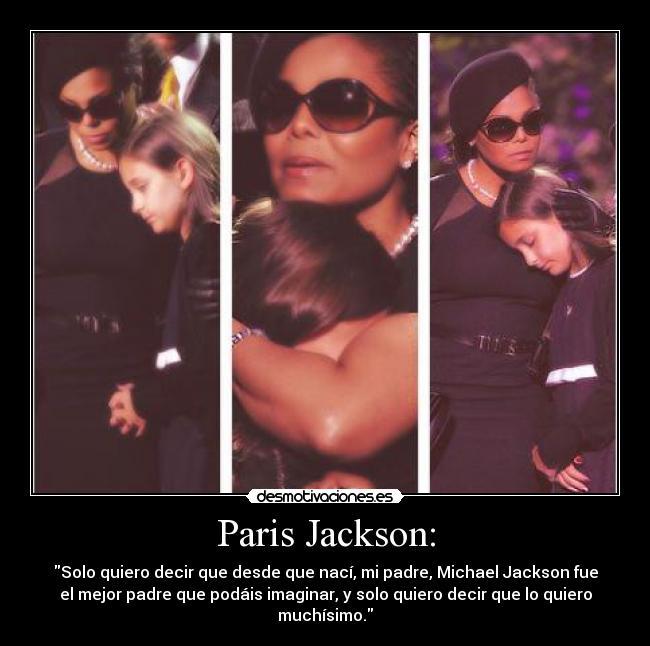 Paris Jackson Desmotivaciones