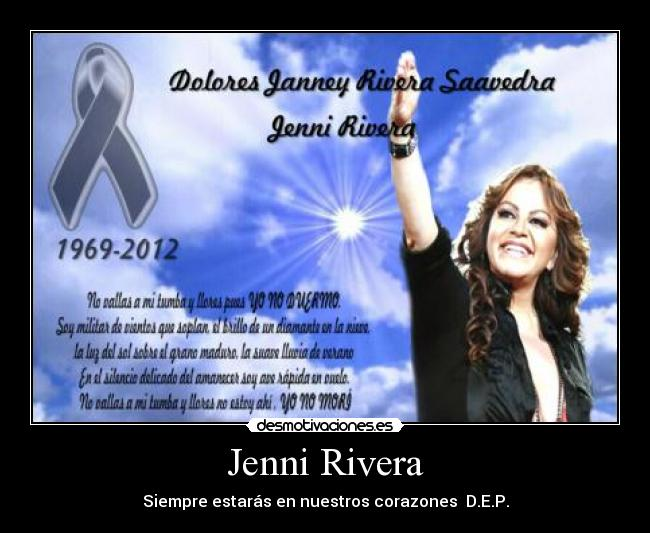 Jenni Rivera: sus frases célebres (FOTOS) | The Huffington