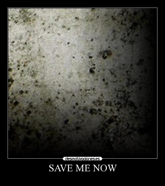 SAVE ME NOW -