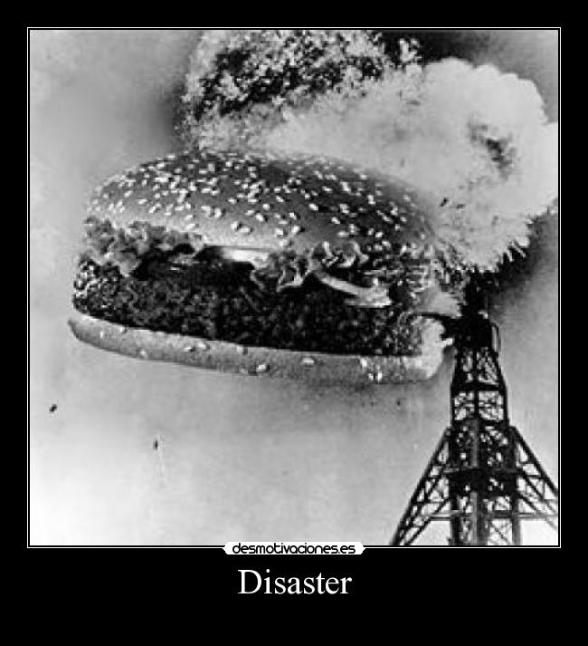 Disaster -