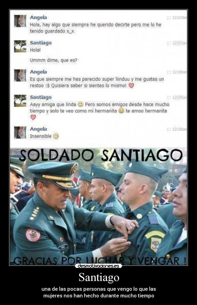 carteles friend zone mujeres corrupcion justicia asenso santiago  desmotivaciones