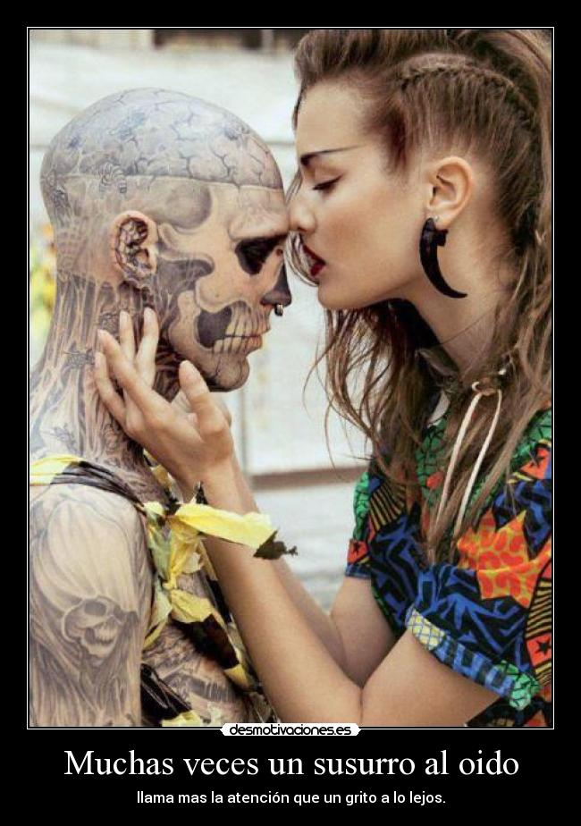 esposa tatuado