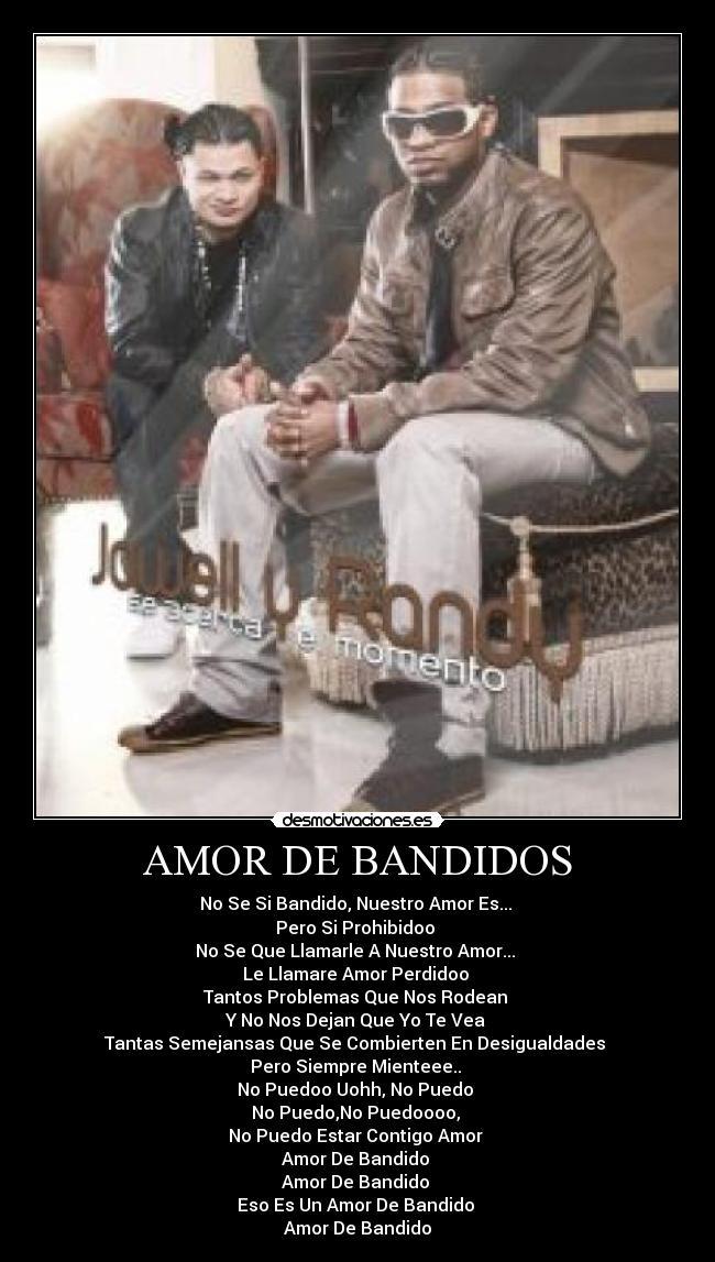 Amor De Bandidos Desmotivaciones