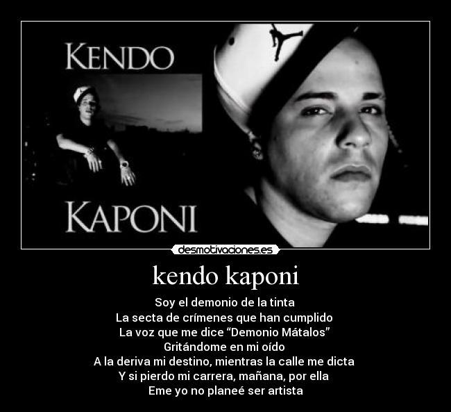 Frases De Kendo Kaponi
