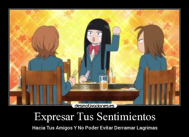 Expresar Tus Sentimientos