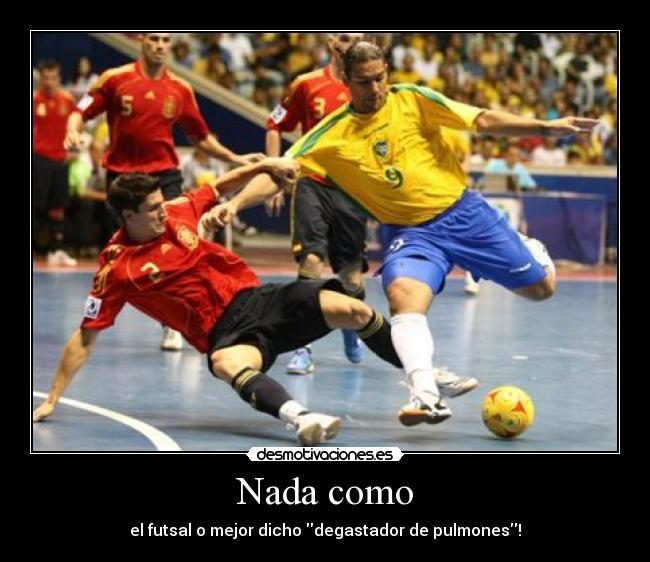 Futbol De Salon Futsal