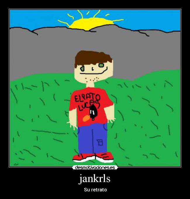 jankrls - Su retrato