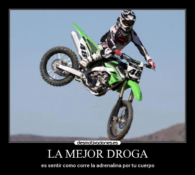 Motocross frases espanol - Imagui