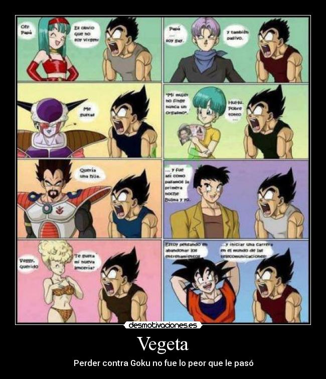 Frases De Goku Y Vegeta Dragon Ball   Apps Directories