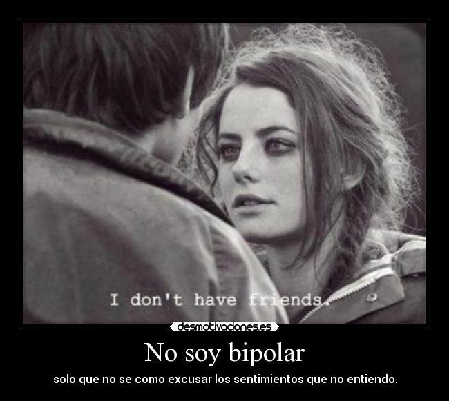 Que es una mujer bipolar