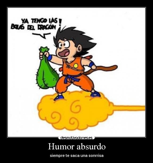 Humor gráfico. 0bolasdedragn