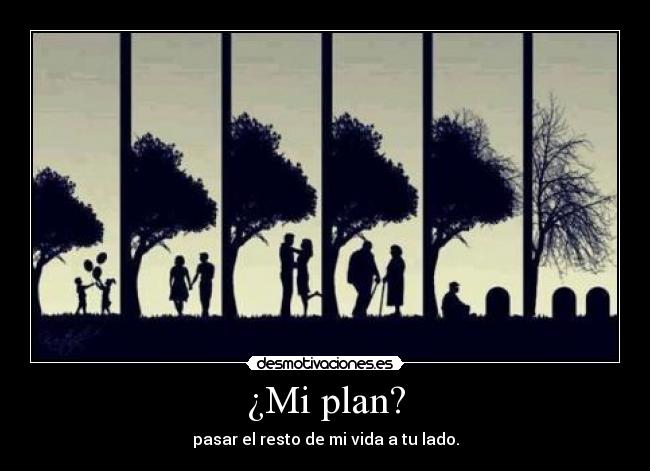 Mi plan? | Desmotivaciones