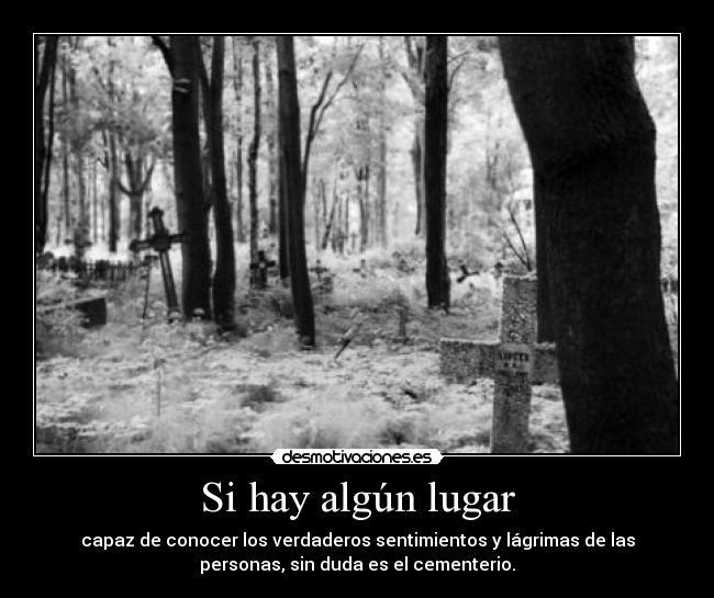 Fotos de cementerios - Imgenes - Taringa!