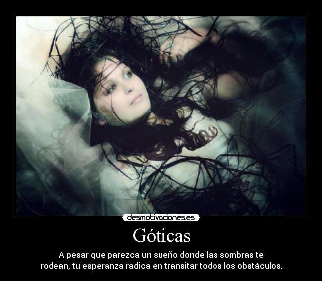 Góticas | Desmotivaciones