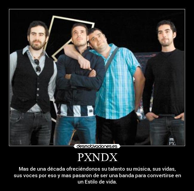 carteles pxndx musica desmotivaciones